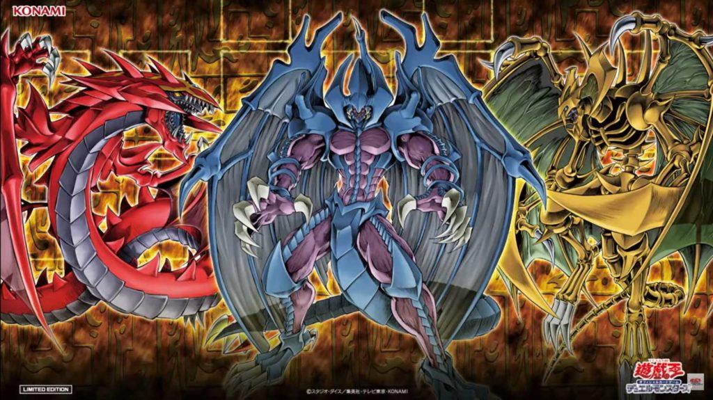 遊戯王OCG三幻魔のデュエルフォールドの画像