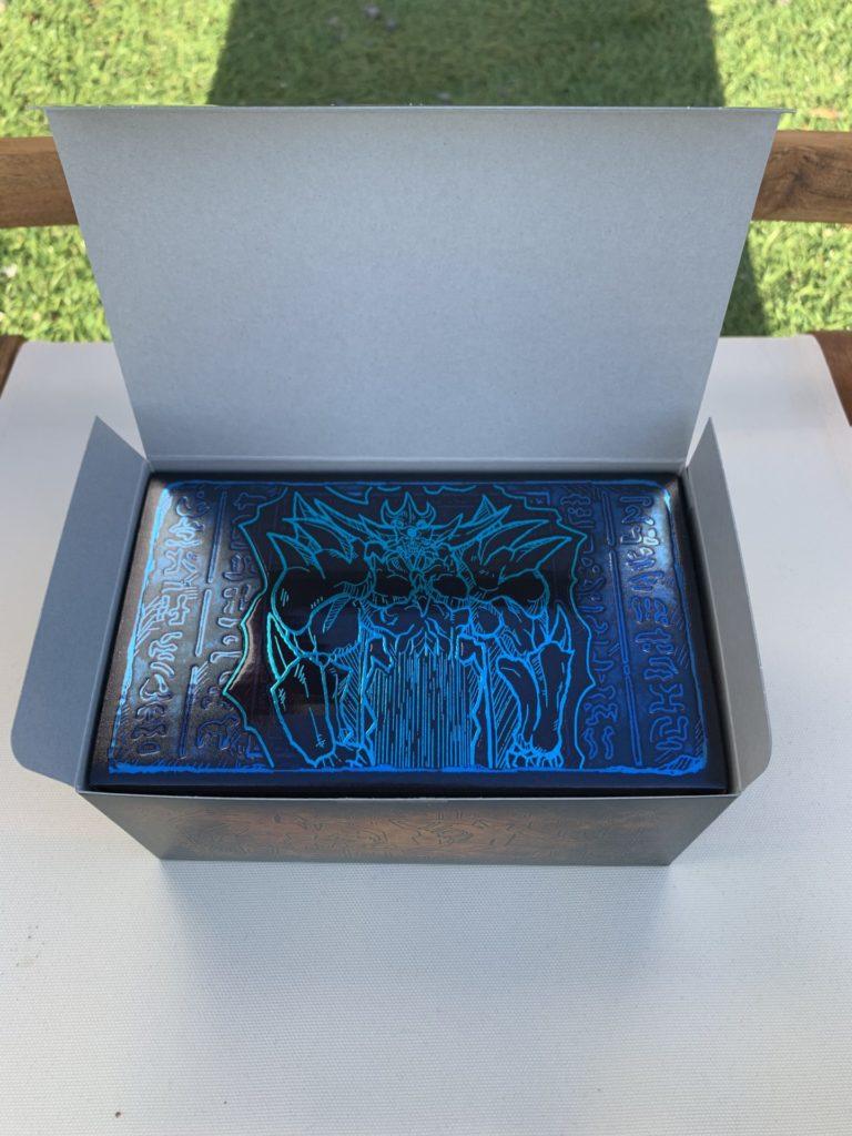 ゴッドボックス 青箱