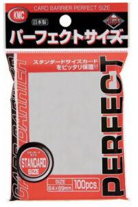 KMCカードバリアー100パーフェクトサイズ