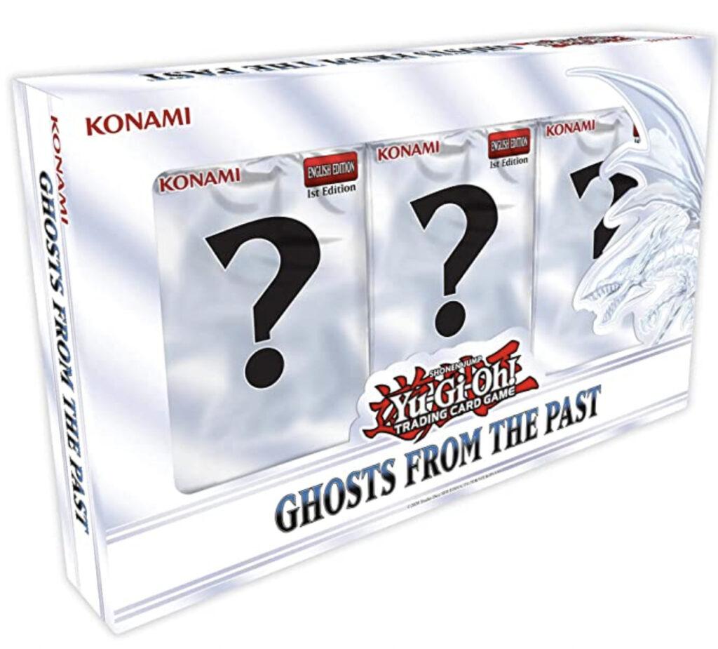 遊戯王英語EU版GhostsFromthePastゴースツ・フロム・ザ・パスト1stEdition