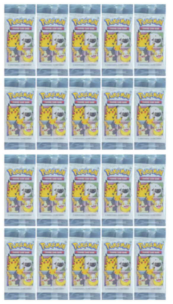 pokemonGeneral Mill's Cereal20パック