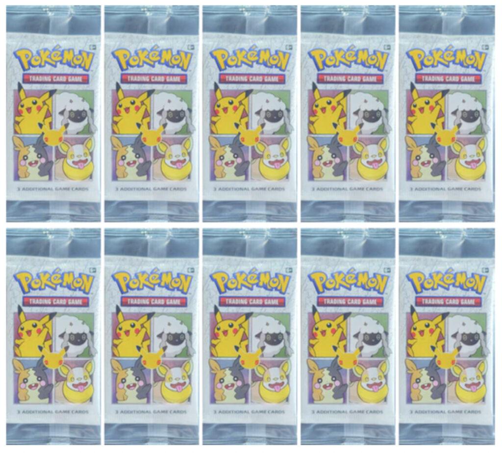 pokemonGeneral Mill's Cereal10パック