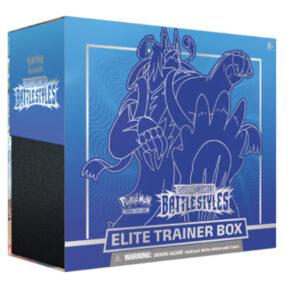 2021 Pokemon TCG Sword & Shield Battle Styles Elite Trainer Box Rapid Strike