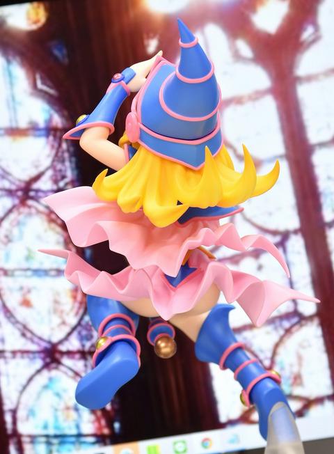 POP UP PARADEの遊戯王『ブラックマジシャンガール』フィギュアが5月18日正午より予約開始!