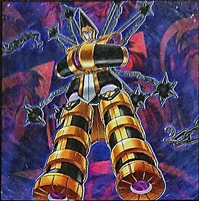 遊戯王『BATTLE-OF-CHAOS』収録カード「ディメンション・コンジュラー」-テンタロー