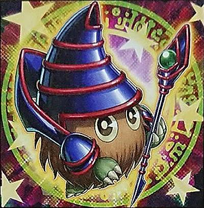 遊戯王『BATTLE-OF-CHAOS』収録カード「マジクリボー」-テンタロー