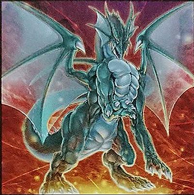 遊戯王『BATTLE-OF-CHAOS』収録カード「合体竜ティマイオス」-テンタロー