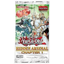 Hidden Arsenal Chapter 1