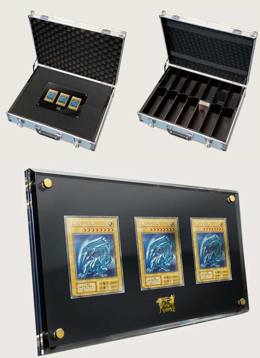 『遊☆戯☆王』-25周年記念商品『ULTIMATE-KAIBA-SET(アルティメット海馬セット)』の画像